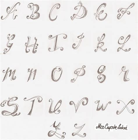 tattoo designs alphabet a tattooing alphabet by cupcake lakai on deviantart