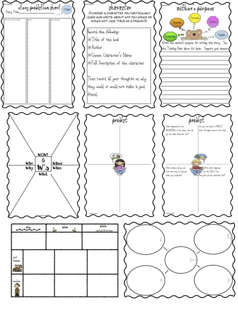 you can use these worksheets as a follow up activity after