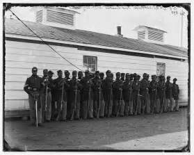 us colored troops united states colored troops fighting for freedom ncpedia
