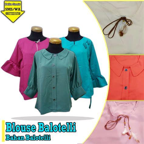 Harga Blouse On Inez grosir atasan wanita murah dibawah 30 ribu bisnis baju
