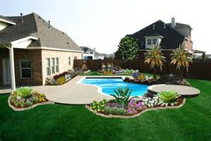 backyard design ideas 3d backyard garden design ideas homefurniture org