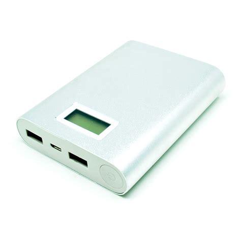Power Bank Jakarta power bank 10400 mah 002 silver jakartanotebook
