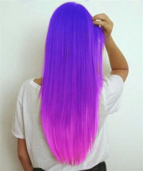 how to dye your hair neon purple 10 steps with pictures 50 amazing purple ombre hair ideas my new hairstyles