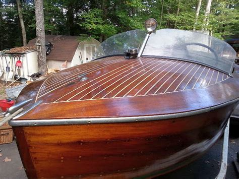 greavette boats for sale greavette wooden boat for sale port carling boats