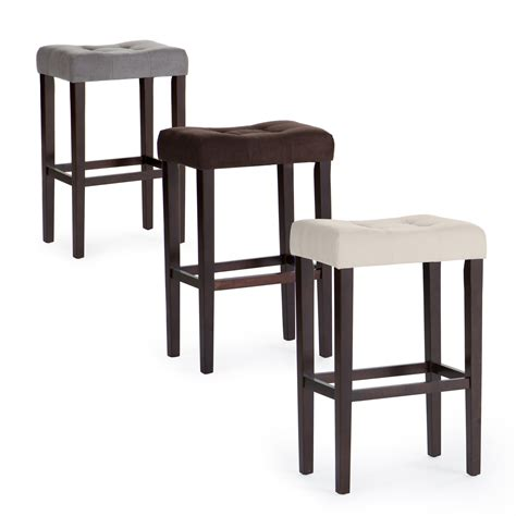 32 High Bar Stools by Palazzo 32 Inch Saddle Stool Bar Stools At