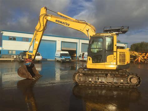 zero tail swing excavator for sale komatsu pc138 zero tail swing excavator for sale year