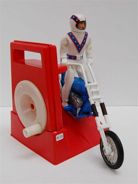Evel Knievel Motorrad Spielzeug by How Evel Is Knievel Ideal Retro Vintage