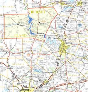 hill country map central hill country map pictures to pin on
