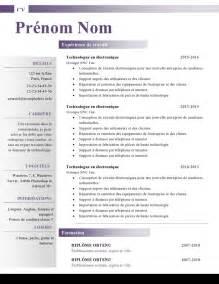 Modèle De Lettre Word Gratuit Exemple Cv Anglais Receptionniste Sle Resume