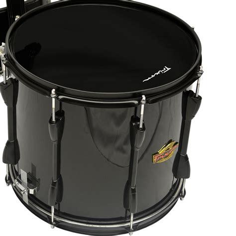 drum black 12 trixon field series iii marching snare drum 14 by 12 black