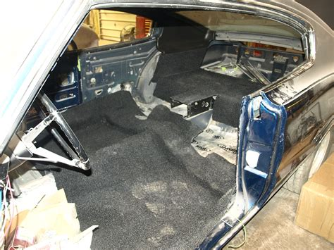 upholstery installation 1967 dodge charger precision car restoration
