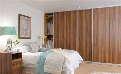 bedroom wardrobe cabinets  wooden finishes home