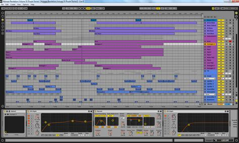 ableton trance template by purple stories revelations