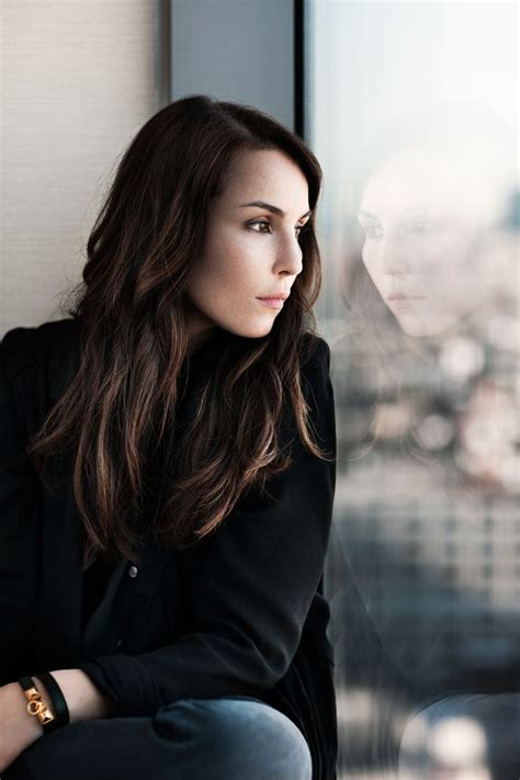 girl with the dragon tattoo actress noomi rapace i just think she s really really really