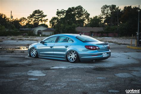 stanced volkswagen passat stanced volkswagen passat cc r line is a