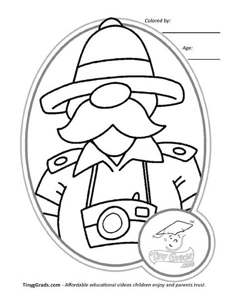 safari coloring pages safari hat coloring page az coloring pages