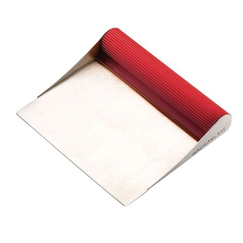 bench scrape rachael ray red bench scrape 56688 the home depot