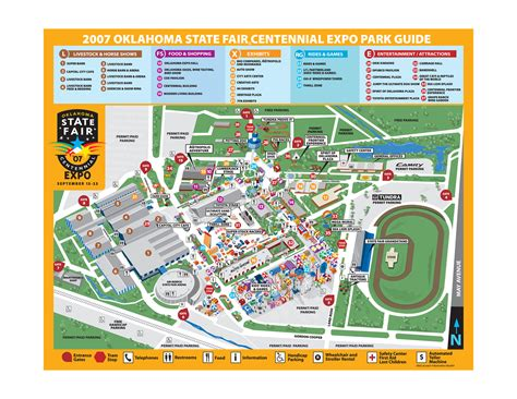 map of texas state fair oklahoma state fairgrounds map wisconsin map