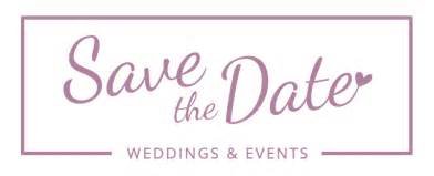 save the date weddings amp events essex hertfordshire