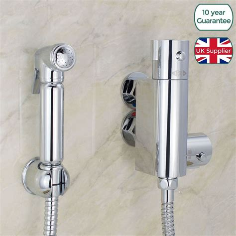 Toilet Douche Attachment by Bathroom Brass Bidet Douche Shattaf Spray Kit Mini