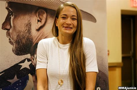 ufc on fox 17 s karolina kowalkiewicz women s strawweight