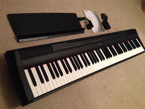Pianika Yamaha P 32d yamaha p115 p 115 p 115 digital piano mint condition like new in chelmsford essex gumtree