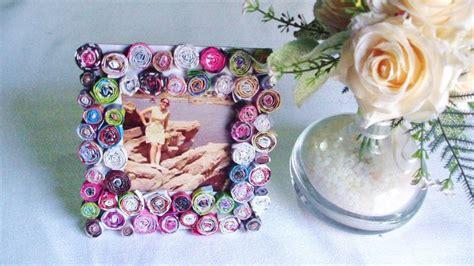 como hacer portaretratos de carton 10 best images about manualidades con papel on pinterest