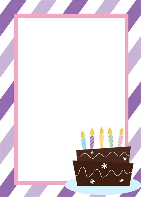 free board templates https www birthdaypartytemplates birthday