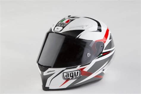 Helmet Agv Corsa product review agv corsa helmet mcn