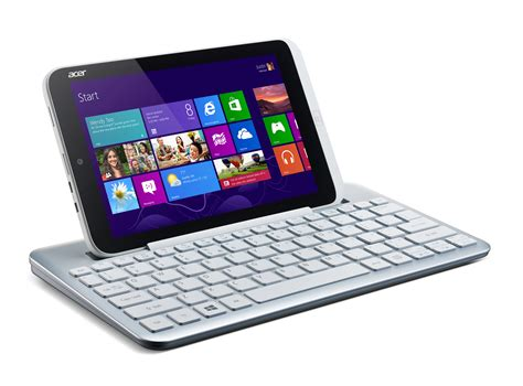Keyboard Tablet Acer Iconia the 8 inch windows 8 tablet acer iconia w3