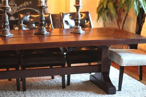 Rustic Farmhouse Dining Room Tables Rustic Trades Farmhouse Tables Farmhouse Dining Room Atlanta By Rustic Trades Furniture