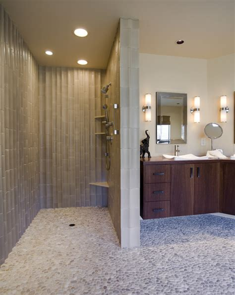 bathroom walk in showers walk in shower designs casual cottage