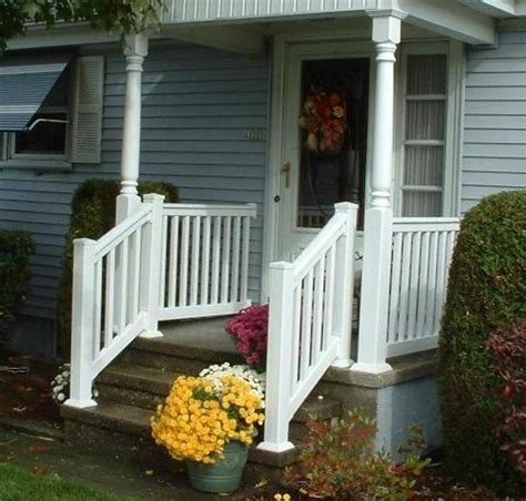 front porch railing front porch modern front porch design using small white