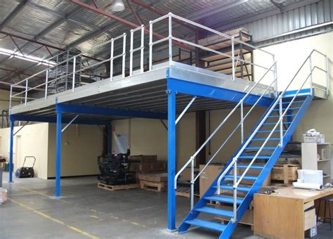 What Does Mezzanine Floor by Mezzanine Flooring Bonds Garages And Sheds