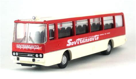 Ikarus Versand by Ikarus 250 52 Reisebus Quot Sovtransavto Quot Rot Weiss H0