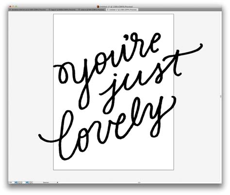 free tutorial hand lettering hand lettering tutorial from sketch to digital design
