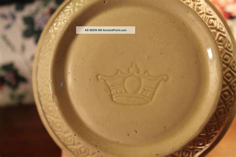 Crown Staffordshire Pottery Marks   Antique Bone China Query Images   Frompo