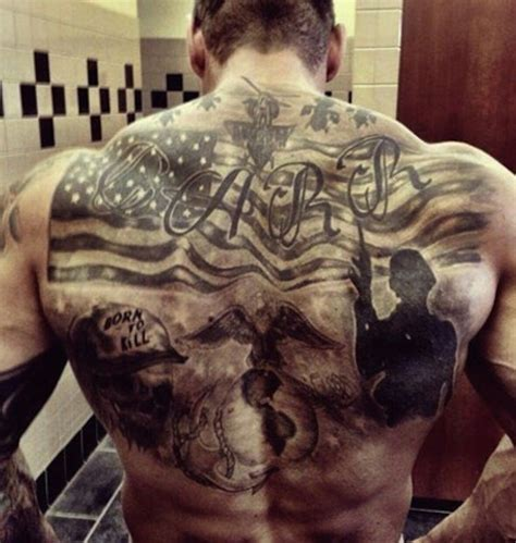 badass military tattoos tatting and