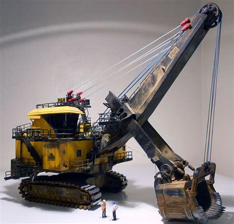 P H P p h 4100xpc mining shovel