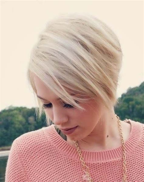 cute hairstyles for girls with blonde hair 15 cute chin length hairstyles for short hair popular