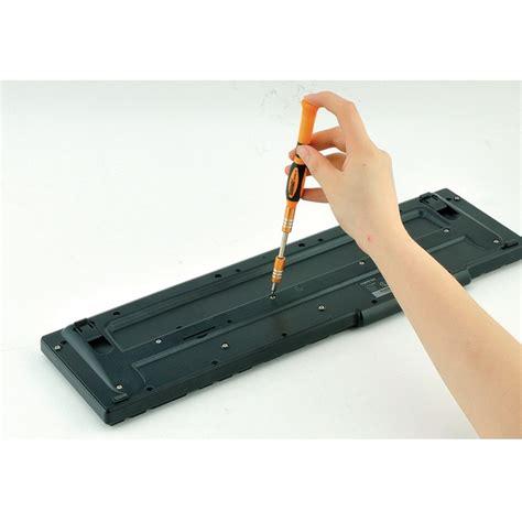 jakemy 33 in 1 computer repair screwdriver set jm 8111