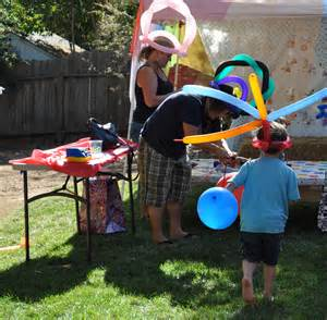 Homemade Backyard Games Party On A Budget Backyard Carnival Party Catch My Party