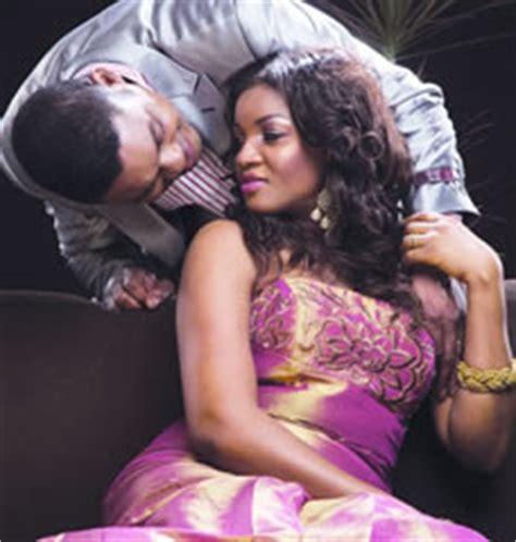 i cant divorce my husband omotola jalade ekeinde captain matthew ekeinde interview welcome to linda ikeji