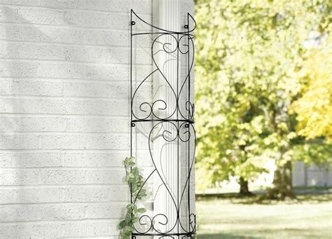 Downspout Trellis Pin By Amanda Brown On Home Ideas Pinterest