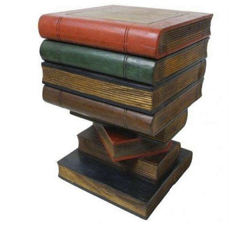 Book Stool by Wednesday Wants Feature Stools Home