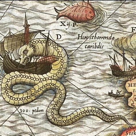 tattoo magog quebec unicorns serpents and mermaids medieval sea monsters