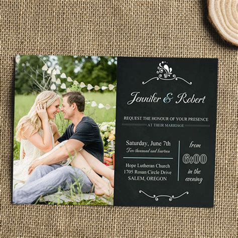 wedding invitation ideas with photos special wednesday unique wedding photo ideas
