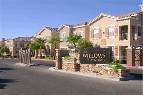 Appartments In Las Vegas by The Willows At Town Center Rentals Las Vegas Nv