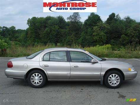 2001 light parchment gold metallic lincoln continental 16334771 gtcarlot car color