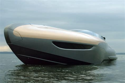lexus boat lexus unveiled an innovative sport yacht in miami this